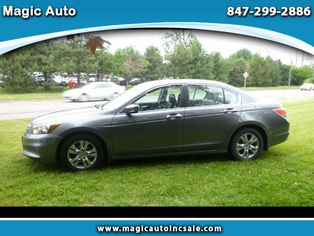Used 2011 Honda Accord SE Sedan AT for Sale in Chicago IL 60016 Magic Auto