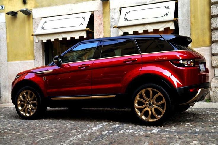 Range Rover Evoque Bollinger