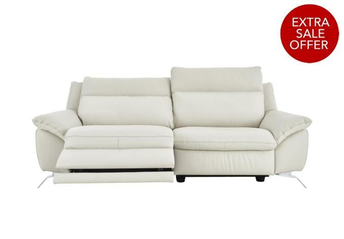3 Seater Recliner Sofa - Napoli - Gorgeous Living Room Furniture from Furniture Village