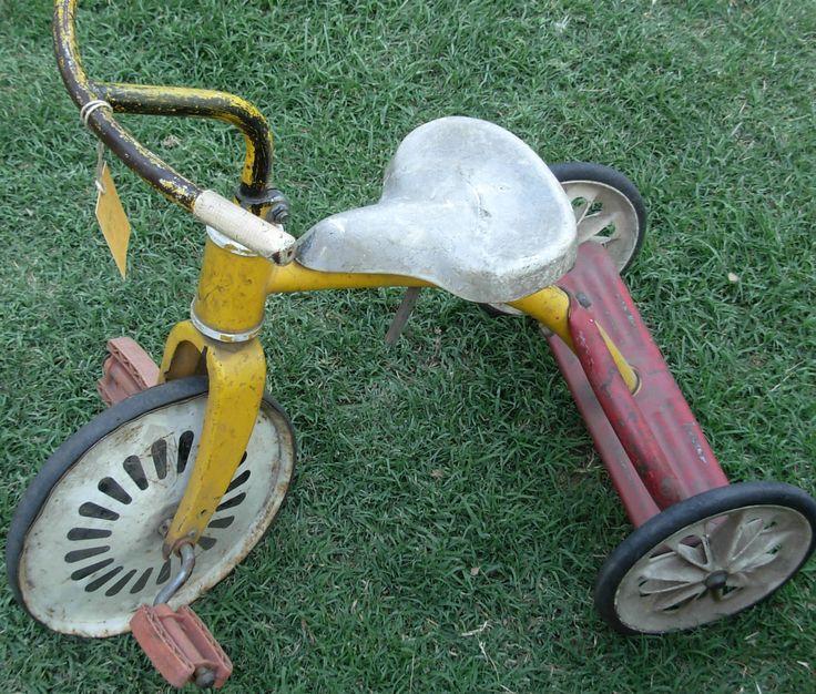 Triciclo, Antigüedades Carroza