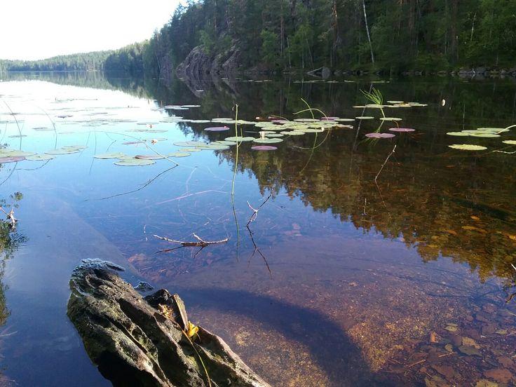 Helvetinjärvi National Park Finland