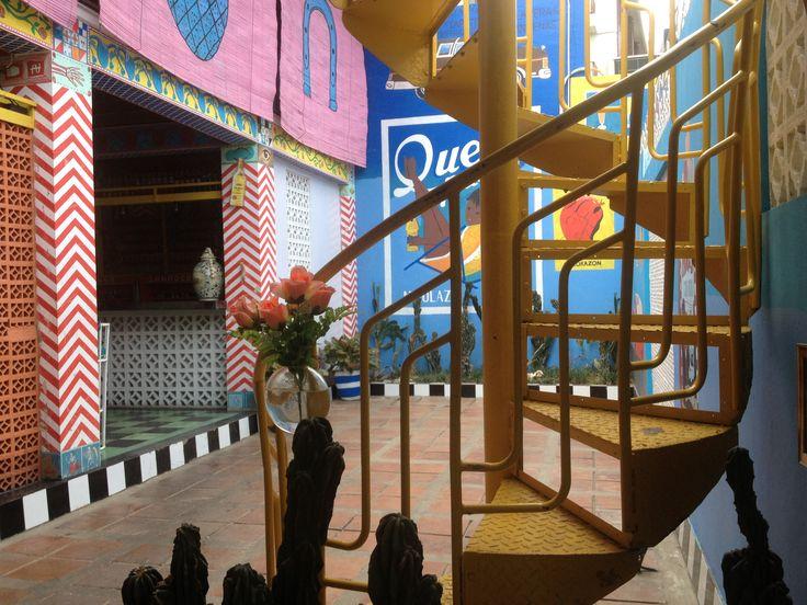 Motel Mexicola Restaurant, Indonesia