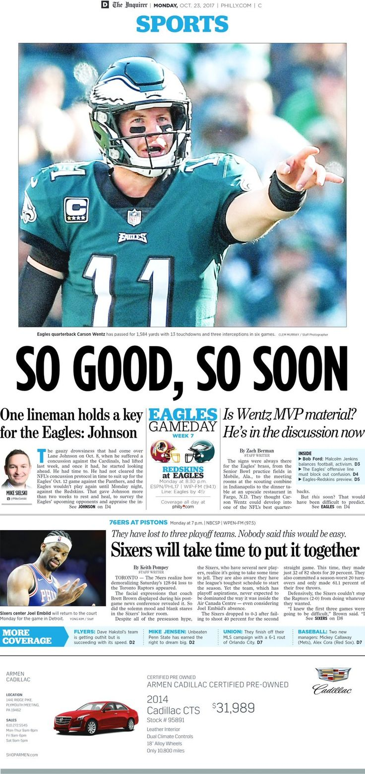 """nice """"So Good, So Soon"""" 
