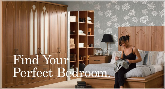 Find your dream bedroom! From The Home of Fitted Kitchens and Fitted Bedrooms ... re-pinned by www.mindsetdevelopment.co.uk