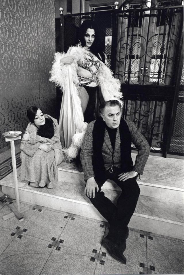 Federico Fellini #FelliniOniricon @Libriamo Tutti