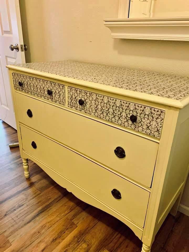 Flea Chic Antique Dresser Home Decor Fleas