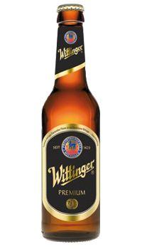 Wittinger Premium - ...die Spitzenmarke der Privatbrauerei Wittingen  Feinwürzig herb und glanzhell ist Wittinger Premium ein Genuss besonderer Art mit seinem unvergleichlichen Pils-Charakter. Gebraut nach dem Deutschen Reinheitsgebot von 1516 mit 11,6% Stammwürze und  4,9% vol.alc.  Der Hallertauer Aromahopfen gibt dem Bier die feine würzige Herbe und lässt es durch unsere besondere Rezeptur vollmundig und bierig schmecken.