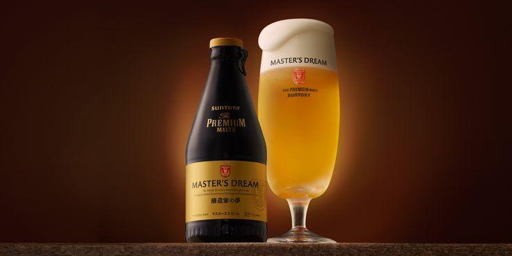 マスターズドリーム。それは、醸造家が夢見た、心が震えるほどにうまいビール。サントリーが半世紀以上の歳月をかけて追い求め続けた、夢のビール、マスターズドリームの製品情報や、醸造家のこだわりの想いをご紹介します。