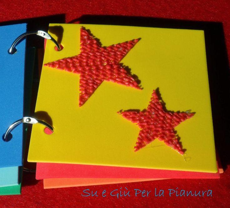 Su e giu per la Pianura Padana: Creare libri 18: libro tattile