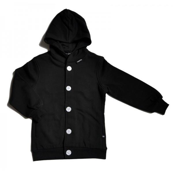 Makia Hooded sweatshirt, huppari (musta)