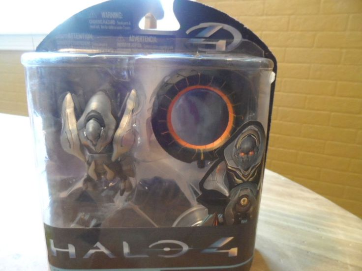 HALO 4 S1 SERIES WATCHER. NEW IN PACKAGE #McFarlaneToys