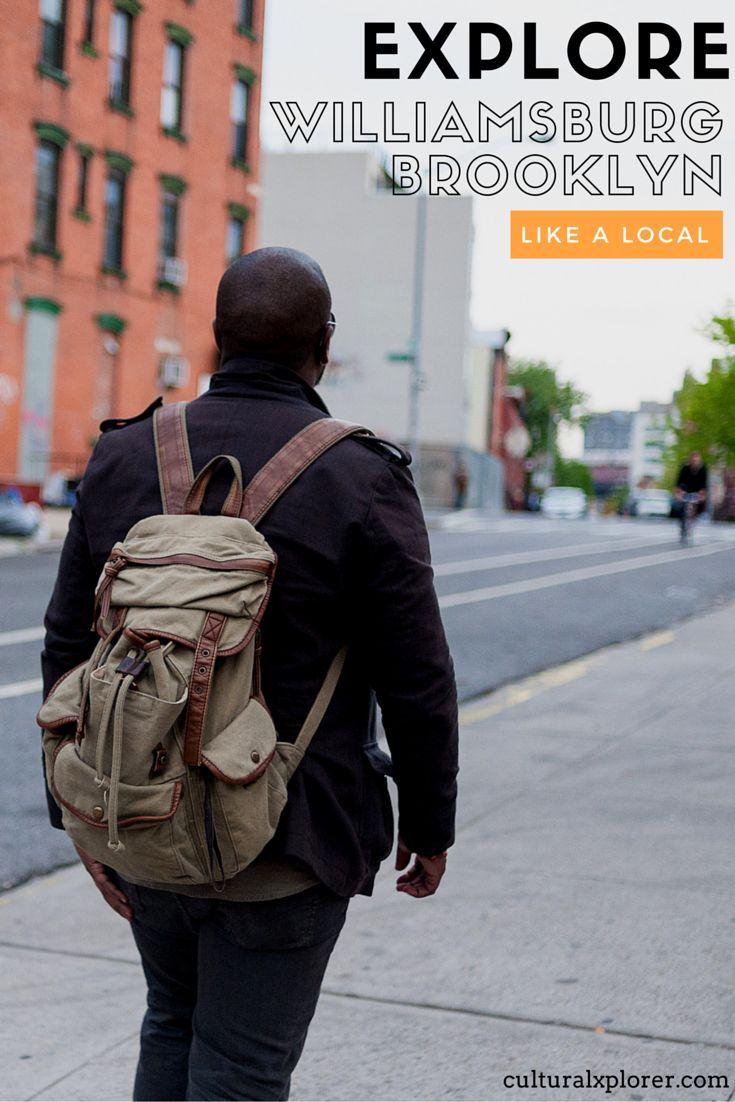Discover the neighborhood of Williamsburg, Brooklyn - like a local!