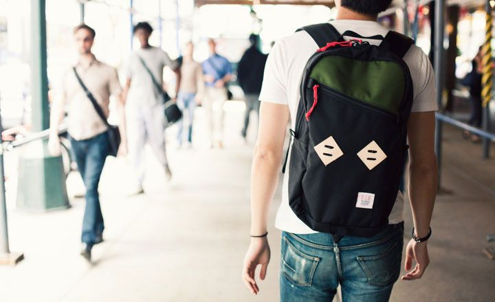 Kind daypack by Topo Designs