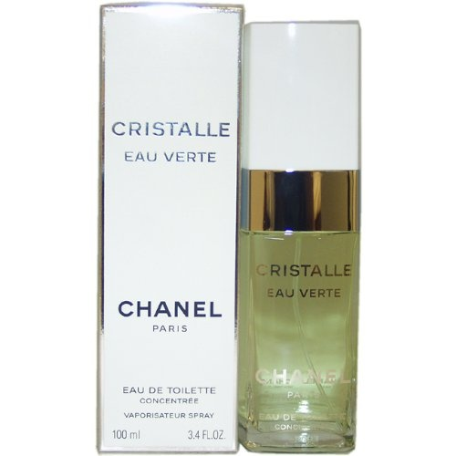 Cristalle Eau Verte by Chanel, 3.4 Ounce « Impulse Clothes
