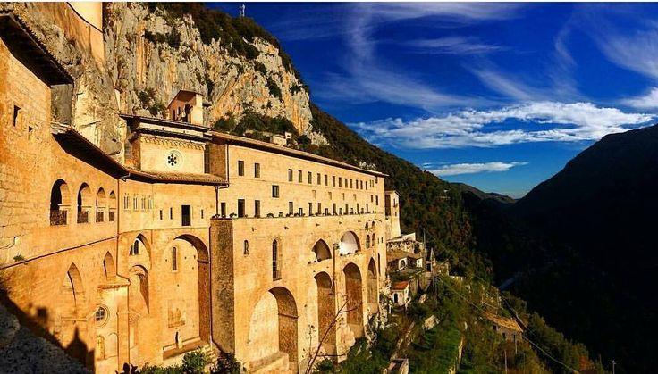 LAZIO - Vota Subiaco come borgo più bello d'Italia. Photo by @rugiada15 thanks! #subiaco #roma #rome #votasubiaco #borgodeiborghi #allefaldedelkilimangiaro #igersroma #lazioisme #visitlazio #visit_lazio #igerslazio #igersitalia #travel #browsingitaly #italia #italy - via http://ift.tt/1VDODst e #traveloffers #holiday #camminifede