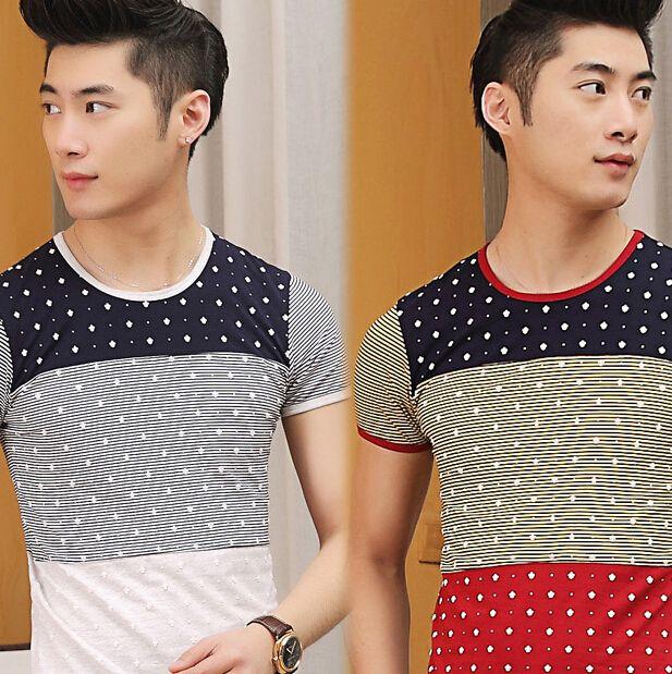 Encontrar Más Camisetas Información acerca de Mens T Shirts moda 2015 Roupas Masculinas Camisetas hombres de la marca famosa Vetement Homme camiseta hombres de marca camisa del béisbol, alta calidad camisa de calor, China bebé camisa Proveedores, barato la parte delantera de la camisa de Angel 7 Days Fashion Store en Aliexpress.com