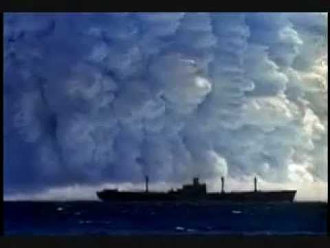 Atombombe førsøg nord for Læsø Danmark