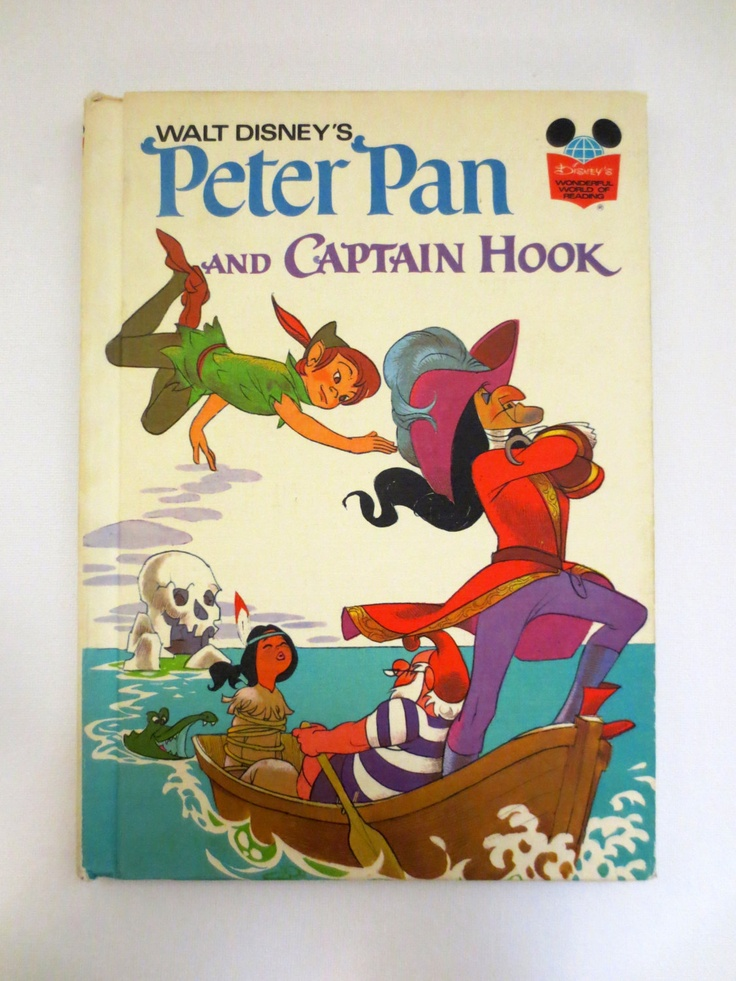 Walt Disney's Peter Pan and Captain Hook (1972) by Walt Disney Productions