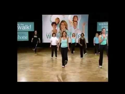 Walking Down Your Blood Sugar (Part 1) | Walk At Home Fitness Videos