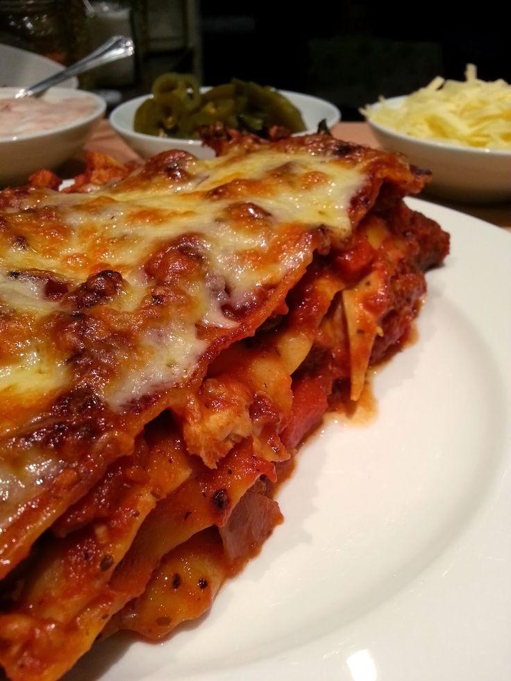 The 25+ best Slimming world lasagne ideas on Pinterest ...