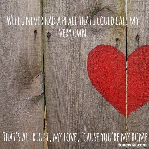 You Re My Home By Billy Joel