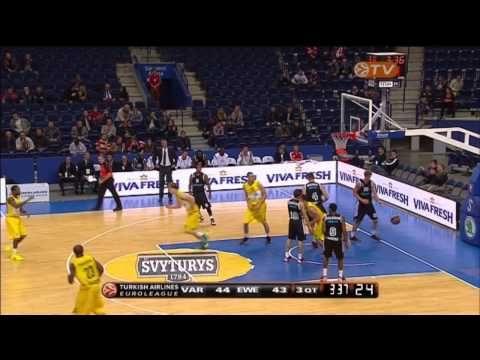 QR Higlights: Cimberio Varese-Ewe Baskets Oldenburg 74-79