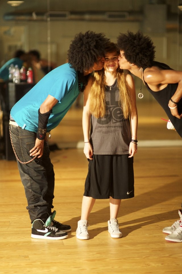 les twins and chachi gonzales <3