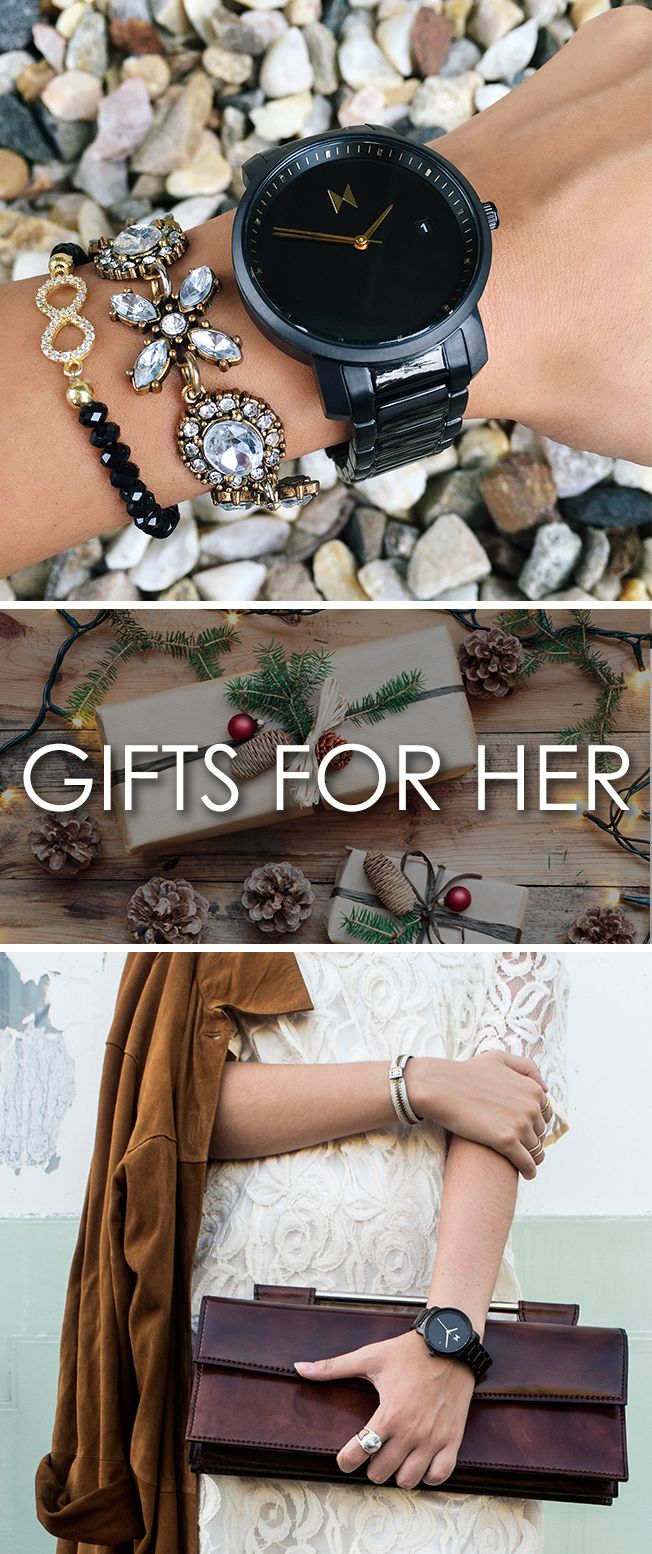 Get a gift for her this holiday season! The best dressed always pay close attention to detail. For an unbelievable price, up your accessory game with one of our amazing women's watch styles. Quality crafted minimalism meets elegant chic design. Let your style make a statement.