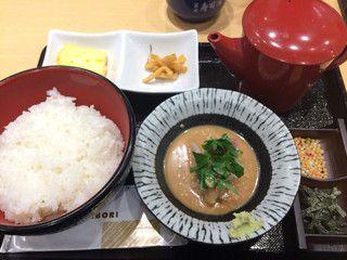 鯛胡麻だれ(680円)築地寿司清グランスタ店