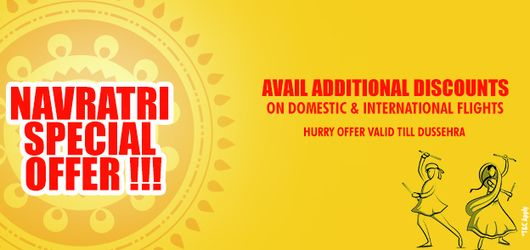 NAVRATRI+FLIGHT+TICKET+OFFERS