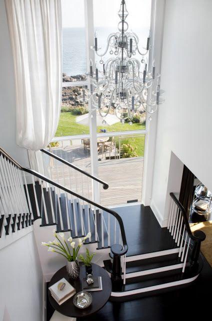 Các ý tưởng thiết kế cầu thang gỗ đẹp hiện đại