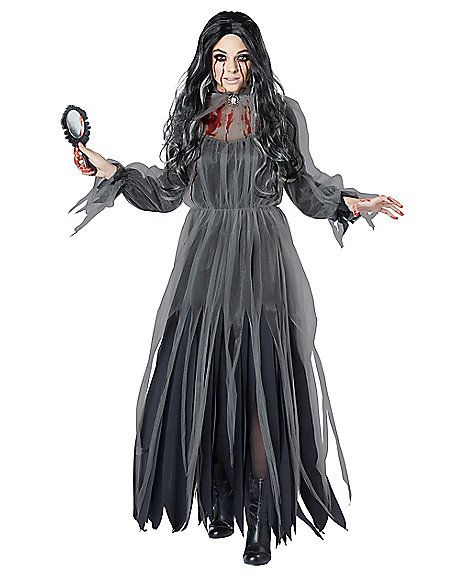 adult bloody mary costume halloween 2018scary