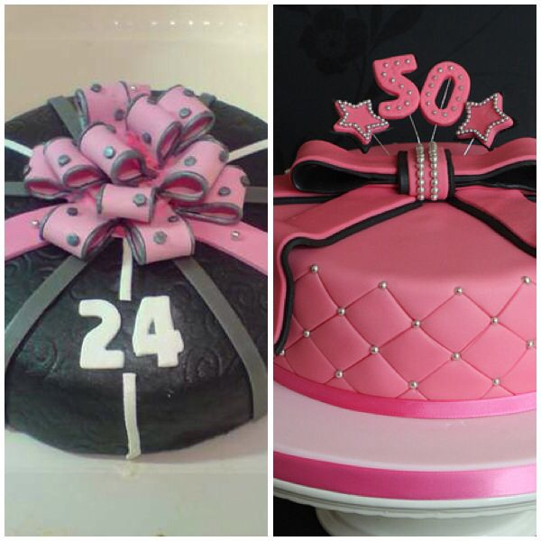 A cake for me and a cake for superdrug!