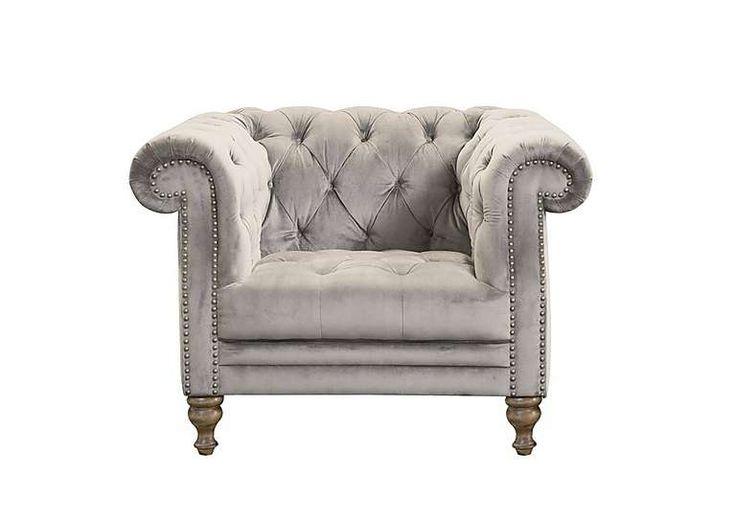 New England Yale Fabric Armchair, Sale £695