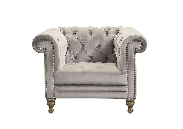 New England Yale Fabric Armchair, Sale £695