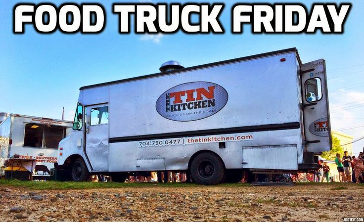 Charlotte Eats - 'Food Truck Friday' every Friday evening downtown!