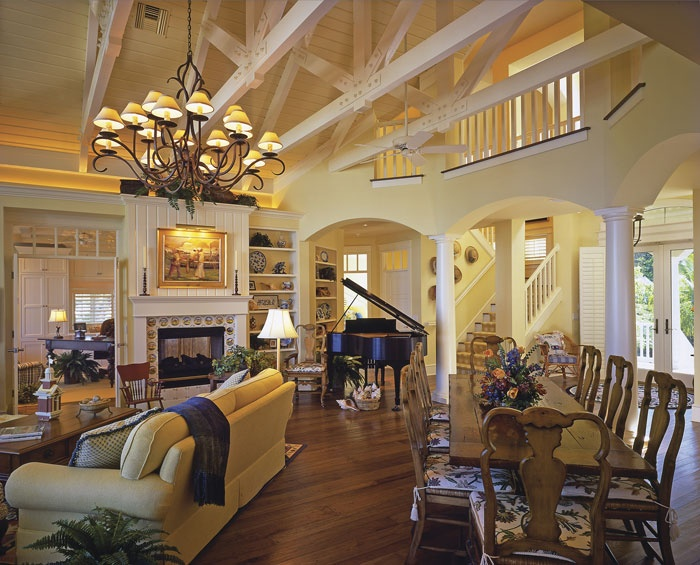 110 best custom luxury home designs the sater group for Custom cottage homes