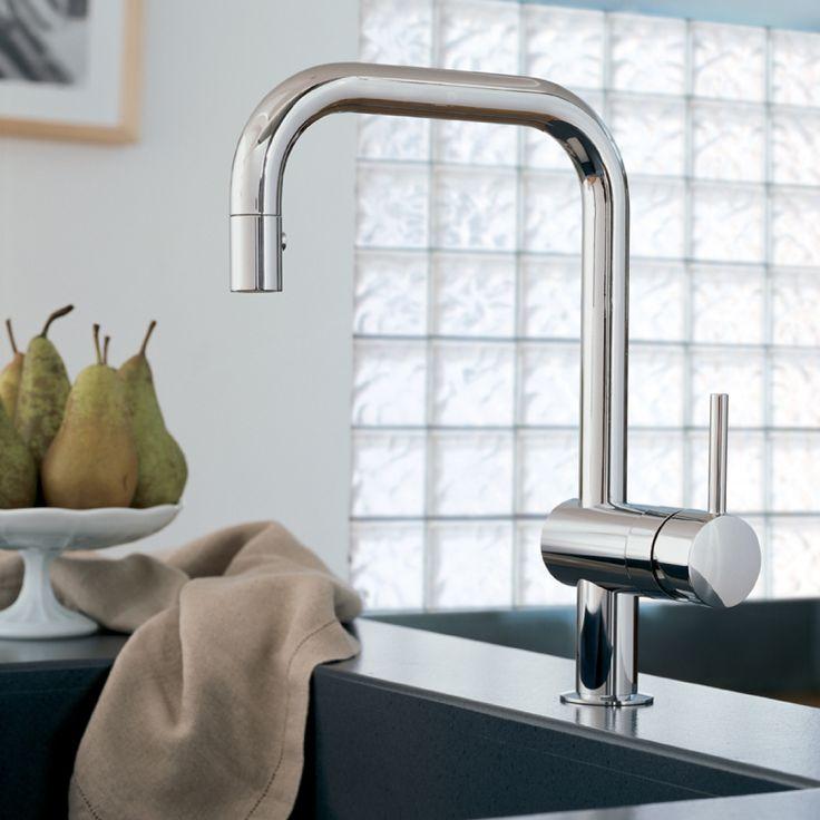 105 best Kitchen Faucets images on Pinterest | Kitchen faucets ...