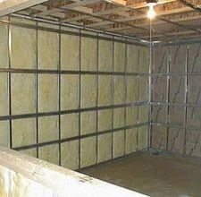 Loud music, bathroom noises and laundry room humming can all be silenced--or at least muffled to tolerable levels--using the techniques and materials below. Keep in mind that soundproofing is more effective, easier to install and less expensive when installed in new construction.