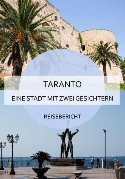 Gedanken zu Taranto / Tarent in Apulien, einer Stadt mit zwei Gesichtern. Über die Schönheiten und Zwiespältigkeiten der Stadt in Süditalien. #Tarent #Taranto #apulien #italien #sommer #sommerurlaub #süditalien #geheimtipp #reisebericht #reisen #reiseblog #städtetrip