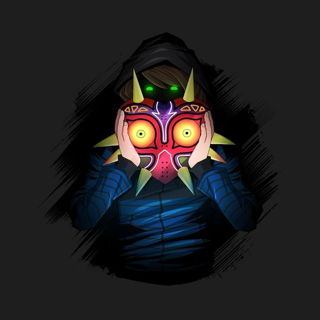 GermanLetsPlay :D und Majoras Maske aus The Legends of Zelda: Majoras Mask