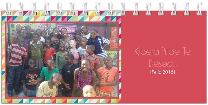 Kibera Pride es una casa de acogida para huérfanos o semihuérfanos y un centro de apoyo a la comunidad que pretende romper con el ciclo de la pobreza a través del empoderamiento de la mujer y la educación y prevención en temas como la violencia doméstica, el abuso de drogas o los embarazos prematuros. Kibera Pride se sitúa en Nairobi, la capital de Kenia, https://www.facebook.com/KiberaPride