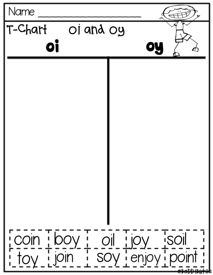 Oi And Oy Word Search By Adventures Of A Classroom Teacher Tpt Oy Words Oi And Oy Words Oi Words