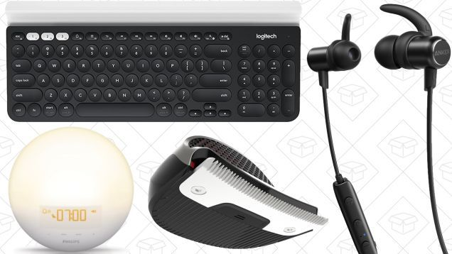Todays Best Deals: Anker Easter Sale Wake-Up Lights Remington Trimmer and More