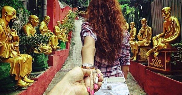 Follow Me: Ο φωτογράφος και το κορίτσι του.
