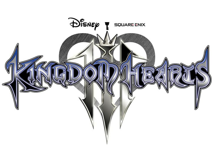 Kingdom Hearts 3 Logo Why does it have to be on the PS4??
