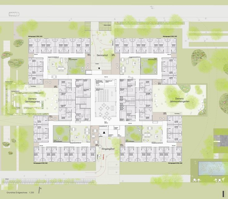 Galeria de Lar de Idosos Peter Rosegger / Dietger Wissounig Architekten - 22