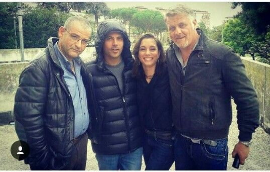 Gomorrah, behind the scenes