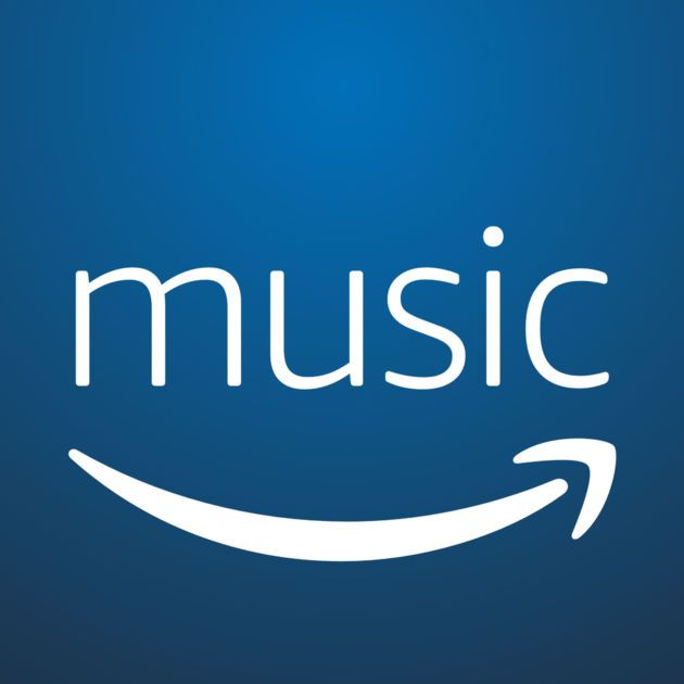 Amazon Music in the app store. for amazon prime