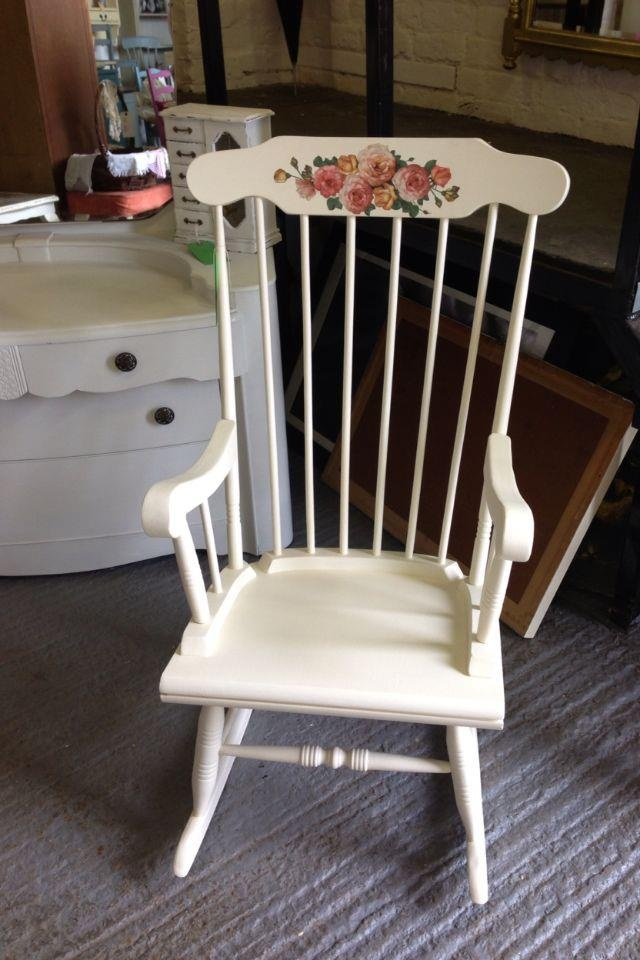 ...  Rocking chair  Pinterest  Solid Pine, Rocking Chairs and Pine